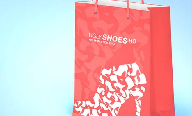 Uglyshoes branding