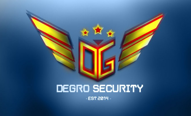 Branding Degro Security