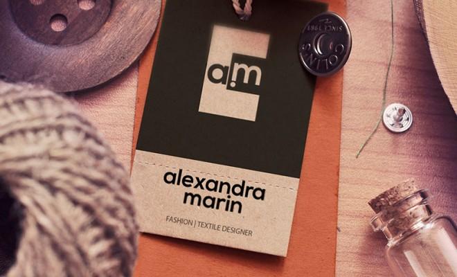 Fashion designer – branding