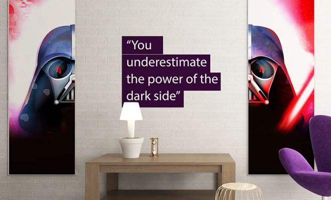 Vader Commisioned Artwork