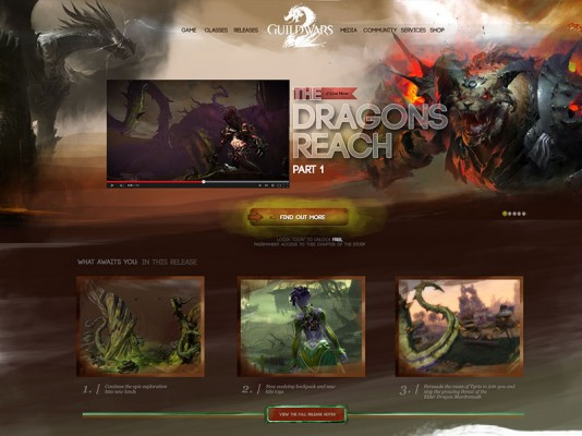 Guild Wars 2 – visual design