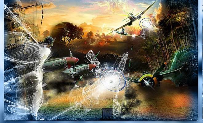 Istockphoto Battle Royale Artwork