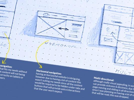 builtbyg page navigation analysis