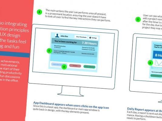 Time sheets App | Web & Desktop