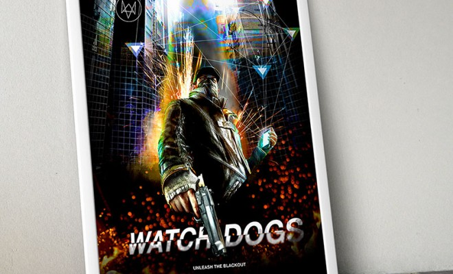 Watch Dogs – Artwork