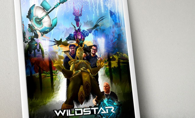 Wild Star – Artwork